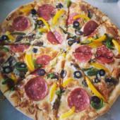 Пицца Американка, 35 см.