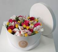 Букет Роскошь в цветах