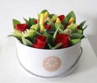 Букет Эмоции в цветочном оформлении