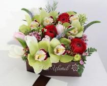 Коробка Орхидеи