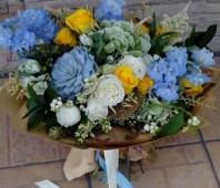 Букет Мелодия цветов