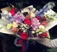 Букет Цветочный калейдоскоп