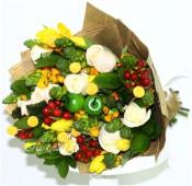 Букет Весенние краски