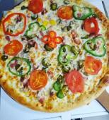 Пицца Техас, 25 см.