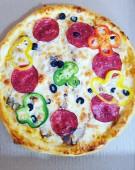 Пицца Нью-Йорк, 25 см.