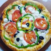 Пицца Греческая, 40 см.