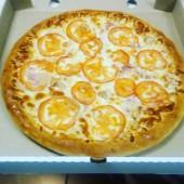 Пицца Немецкая, 25 см.