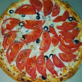 Пицца Маргарита, 30 см.