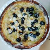 Сладкая пицца, мини