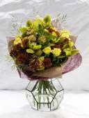 Букет всесезонных цветов