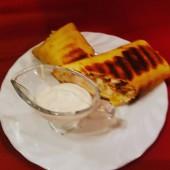 Денер с сыром