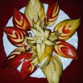 Нарезка фруктовая