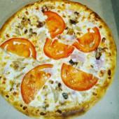 Пицца Домашняя, 25 см.
