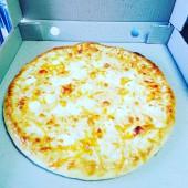 Пицца Много сыра, 40 см.