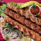 Люля-кебаб из говядины ( мраморная )