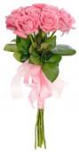 Букет ‹‹9 розовых роз››
