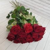Букет ‹‹Букет из 15 красных роз››
